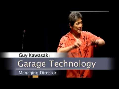 Guy Kawasaki on how to Enchant, at Launch: Silicon Valley 2011